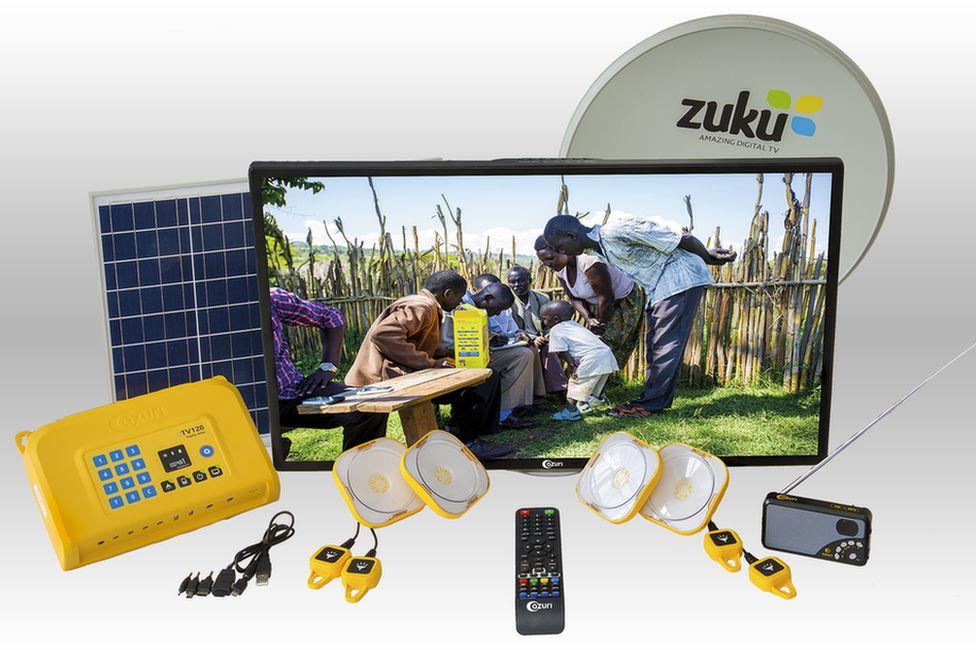 AzuriTV kit