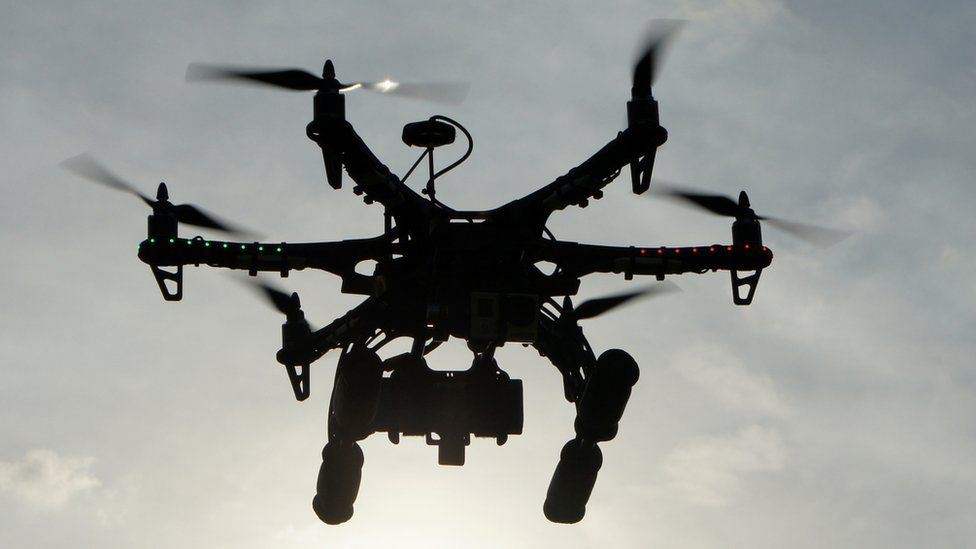 Drone war as chile football team fears Argentina spies