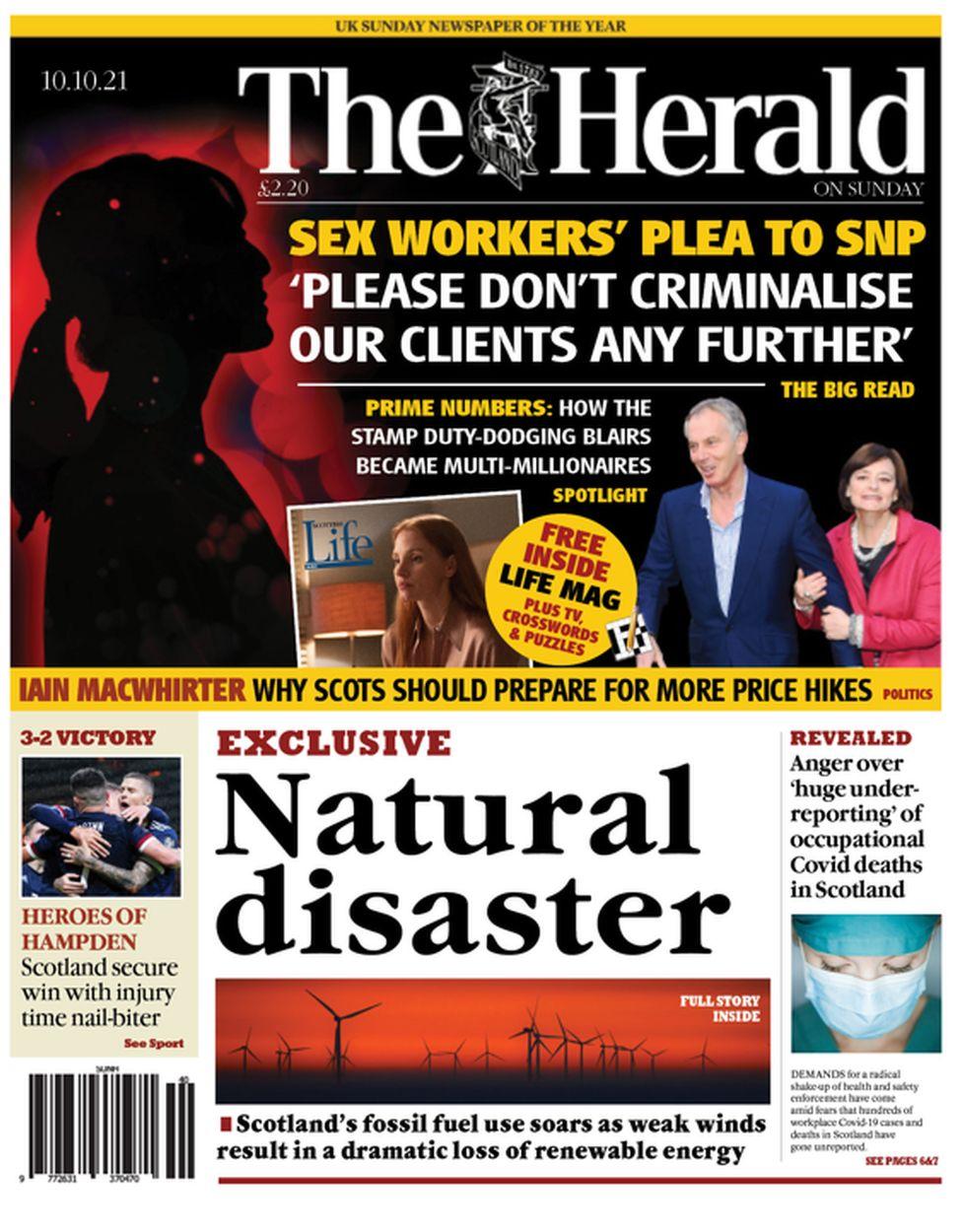 Herald on Sunday