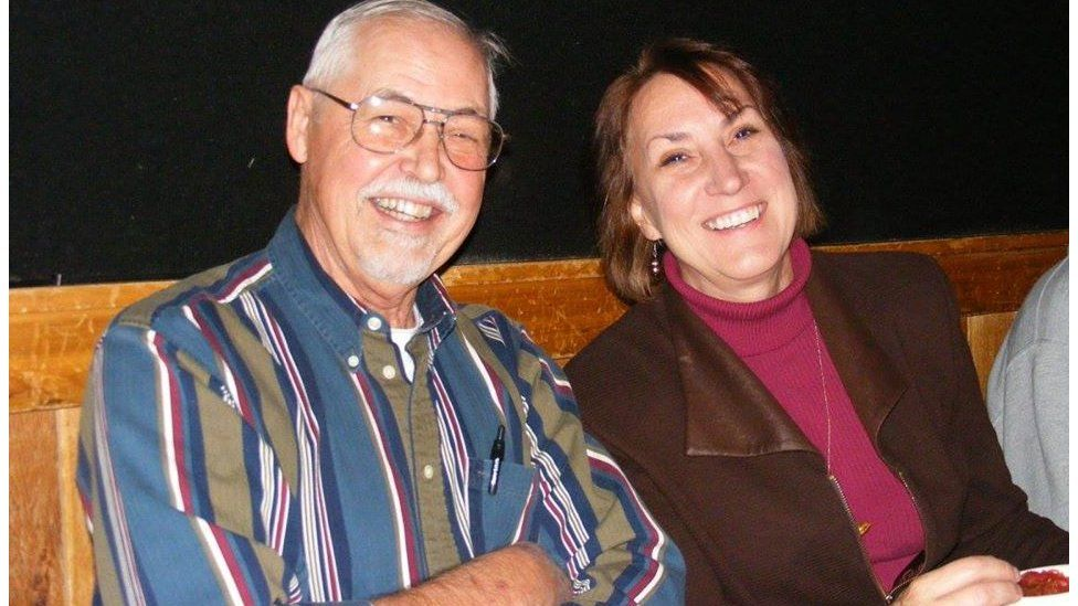 Photo of William Knapp and Sheri Gavalya