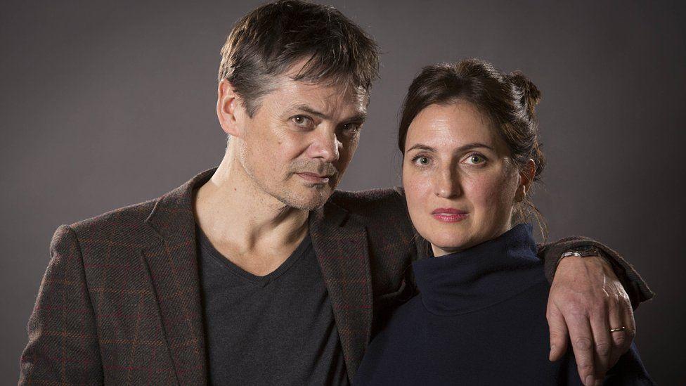 Timothy Watson as Rob Titchener and Louiza Patikas as Helen Archer - BBC Radio 4, The Archers