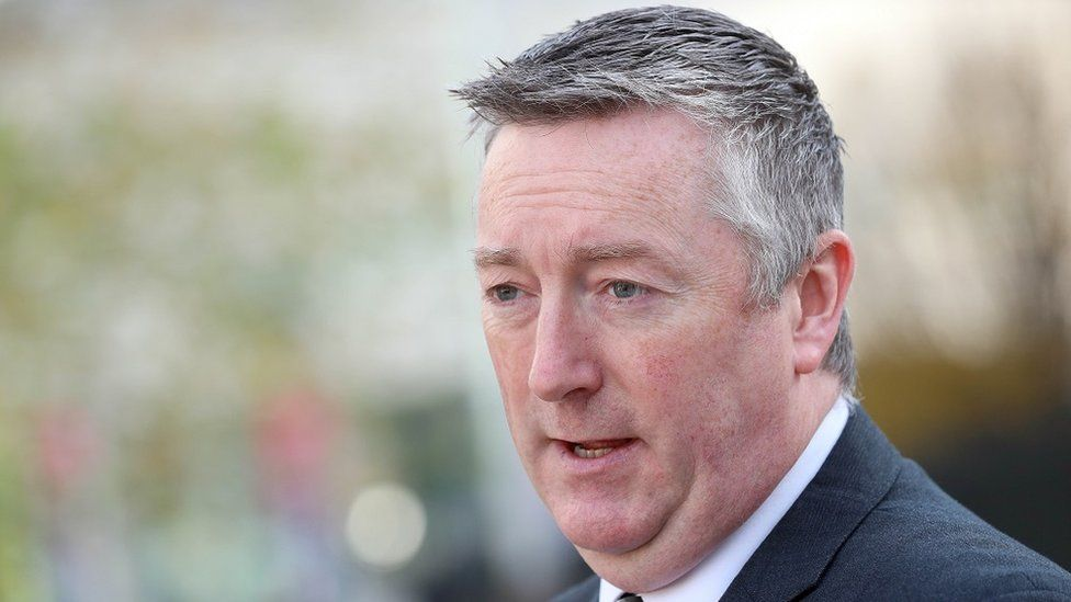 Detective Superintendent Richard Campbell from the Police Service of Northern Ireland's Major Investigation Team.
