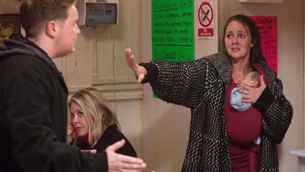 Lacey Turner in EastEnders