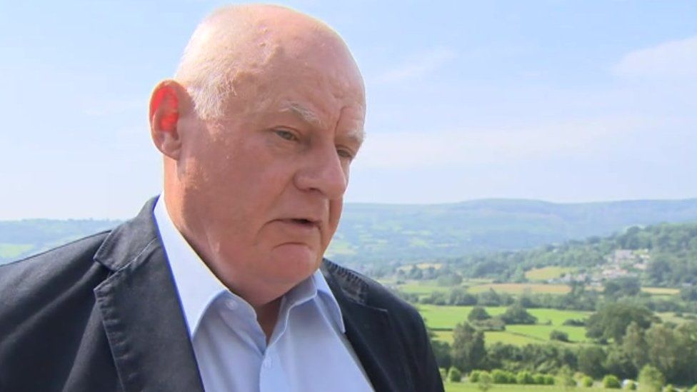 Brecon and Radnorshire by-election Brexit Party candidate named