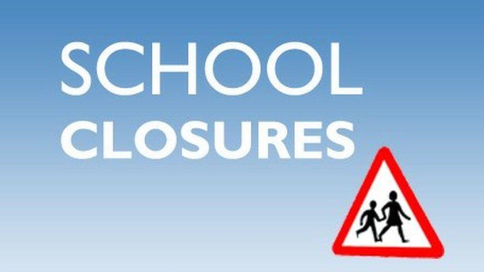 School closures in Nottingham and Nottinghamshire