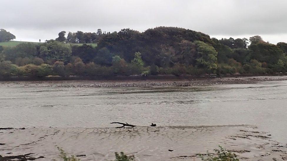 River at Narrow Water