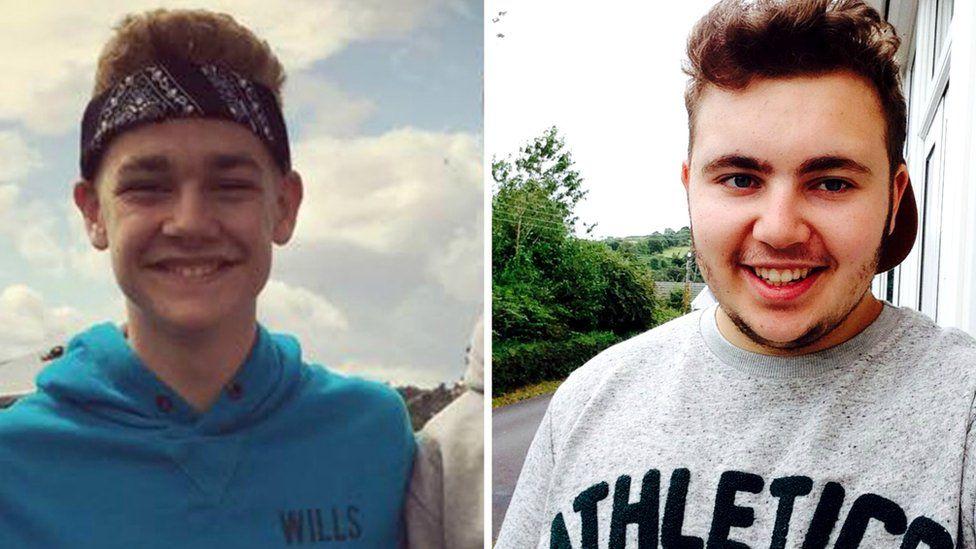 Connor Williams a Conor Tiley