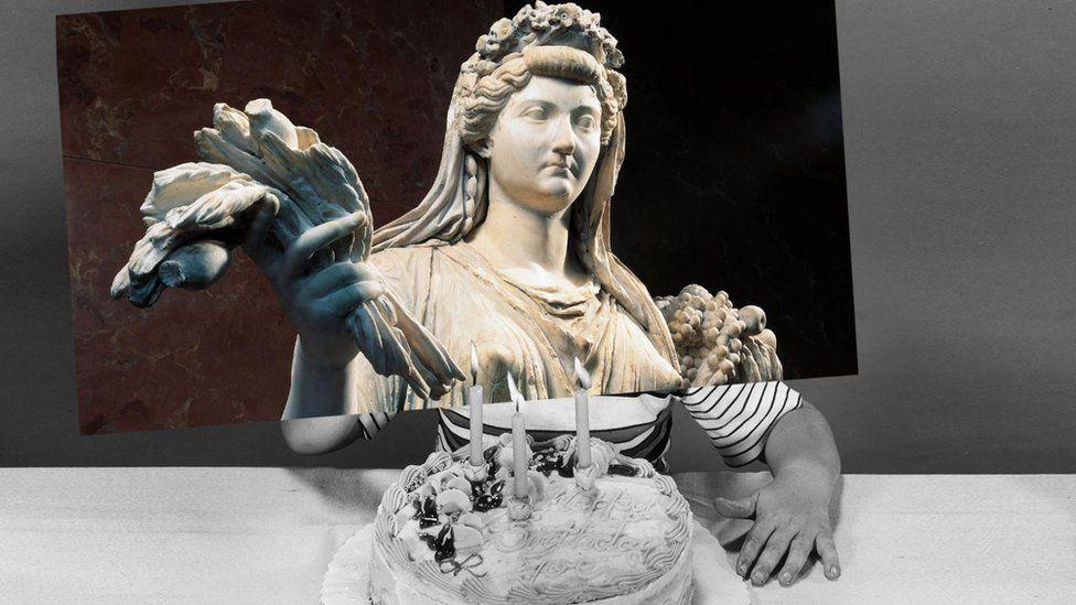Римська імператриця Лівія, дружина Октавіана Августа, прожила 86 або 87 років