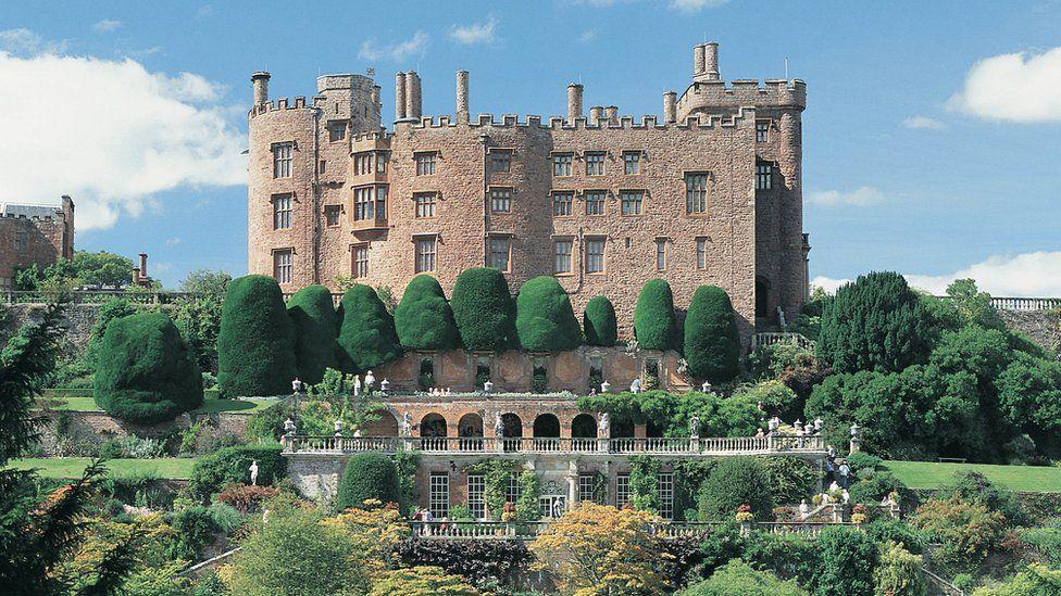 Castell Powys