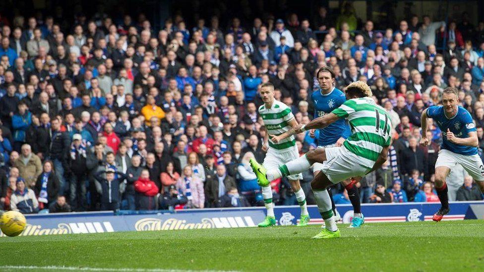Scot Sinclair scoring for Celtic