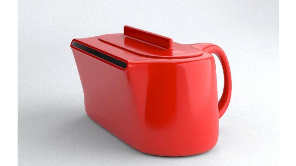 Неудобный чайник