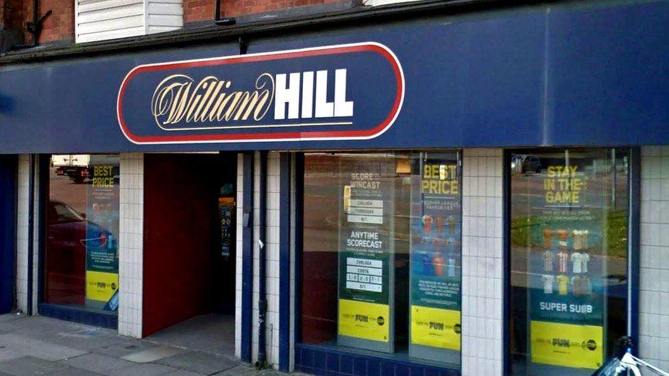 William Hill shop Aigburth,, Liverpool