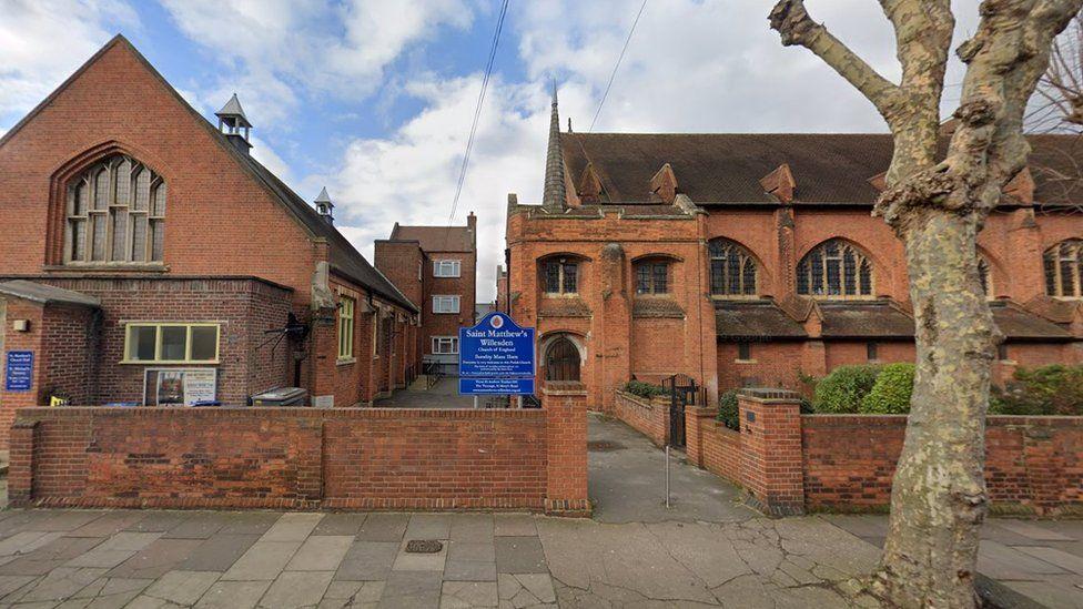 St Matthew's in Willesden