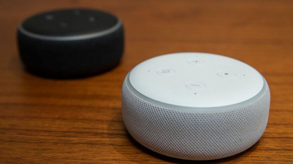 Amazon'un sesli asistanı Alexa