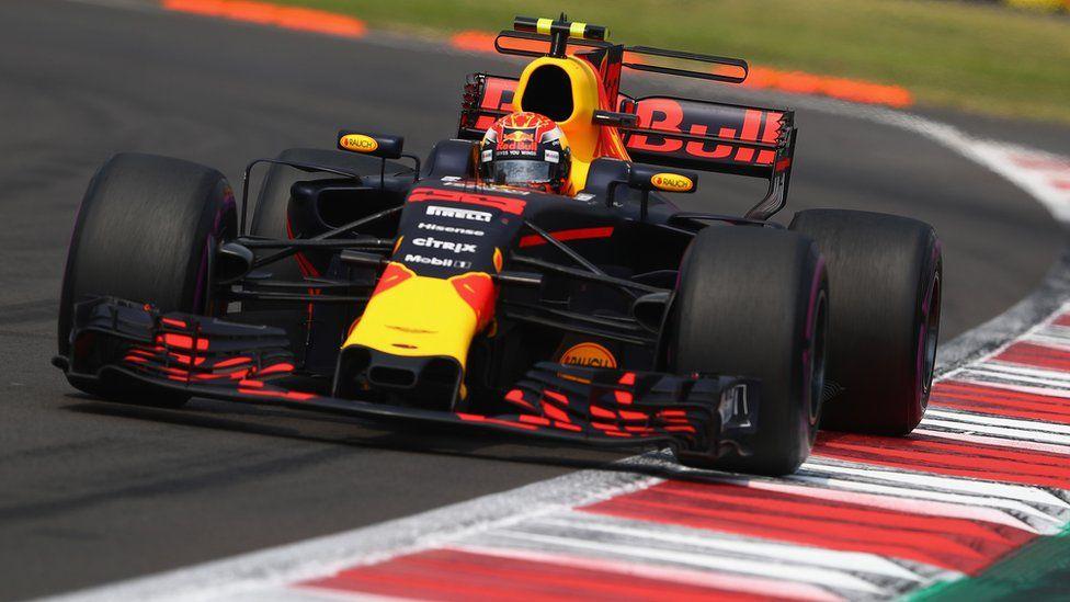 Red Bull Racing F1 car