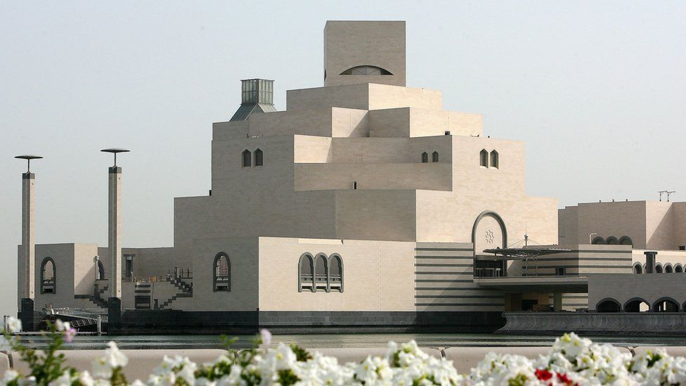 Qatar's Islamic Museum of Art