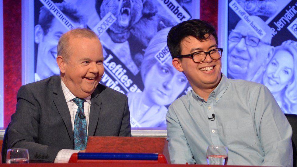 Ian Hislop and Phil Wang