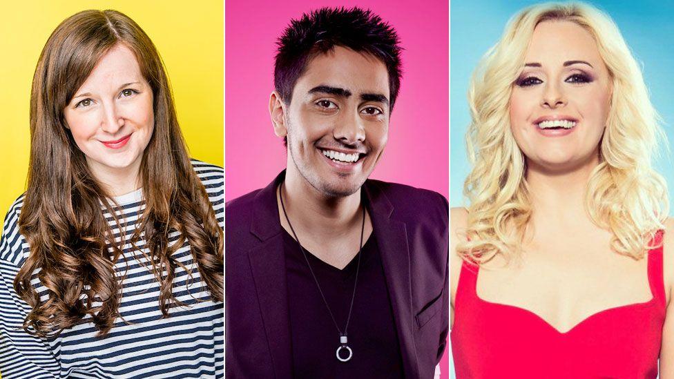 Abbie McCarthy, Yasser and Katie Thistleton