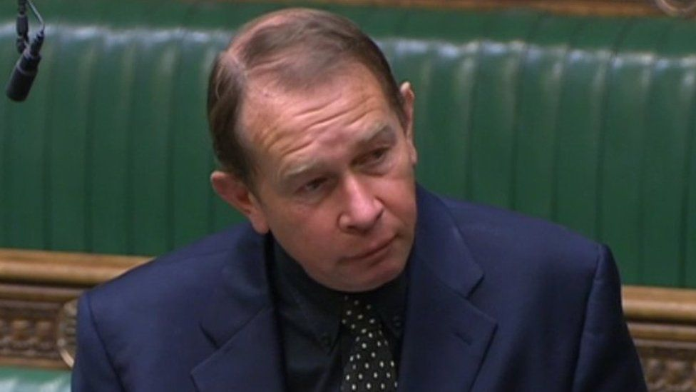 Philip Hollobone in the House of Commons on 22 April 2021