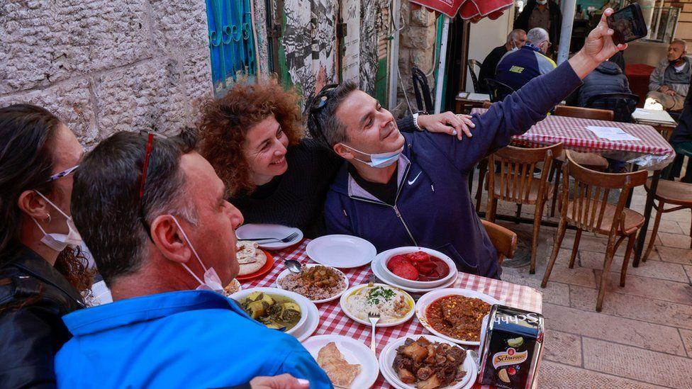 Restaurant in Israel