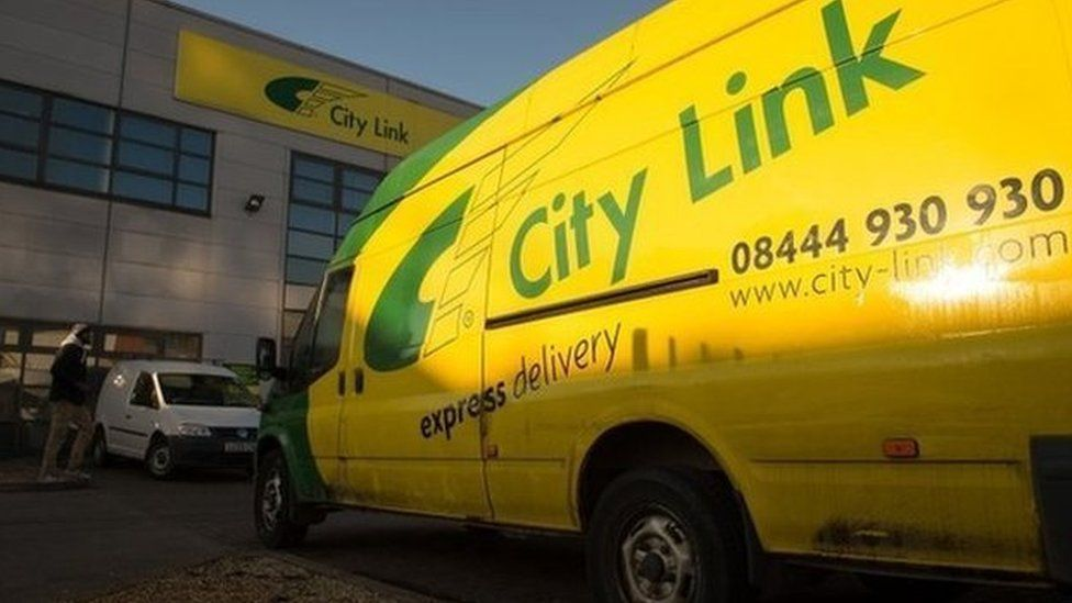 City Link - generic image