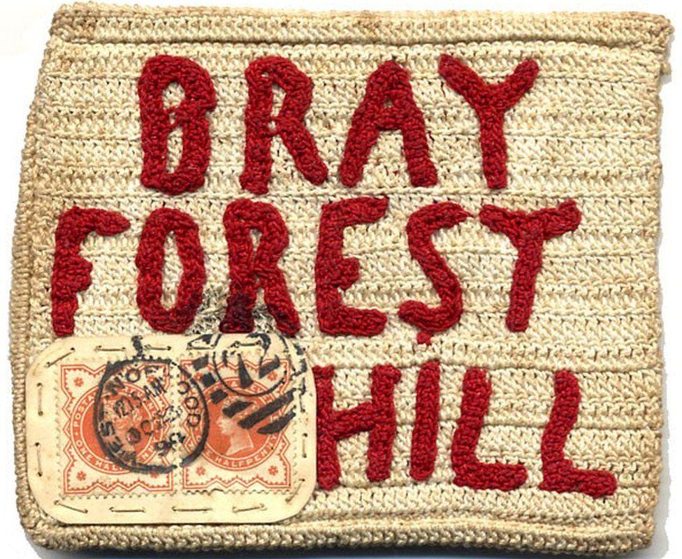 Crocheted Envelope