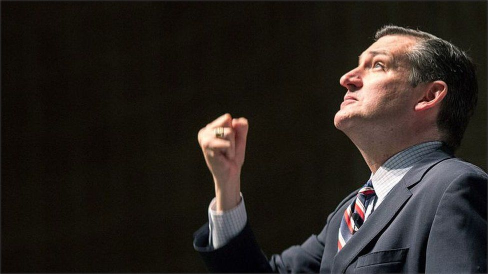 Senator Ted Cruz has spoken out strongly against the handover plan