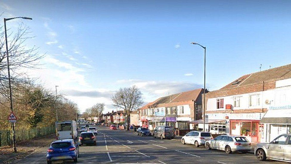 Stretford stabbing: Man charged with murder