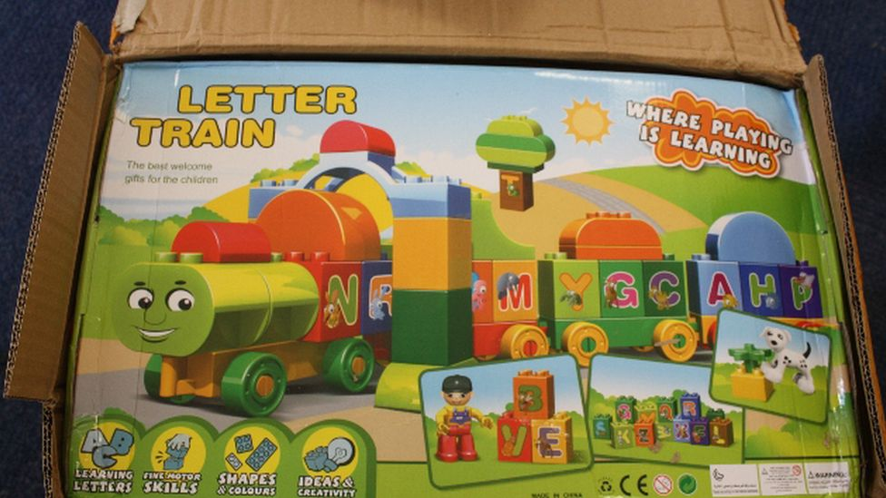 Illicit cigarettes smuggled into UK in toy boxes