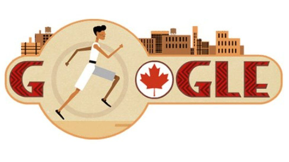 Tom Longboat Google Doodle