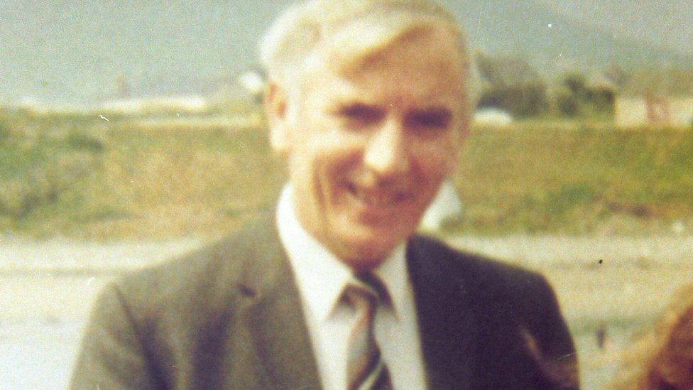 Frank Kerr: Man appears in court over 1994 IRA murder