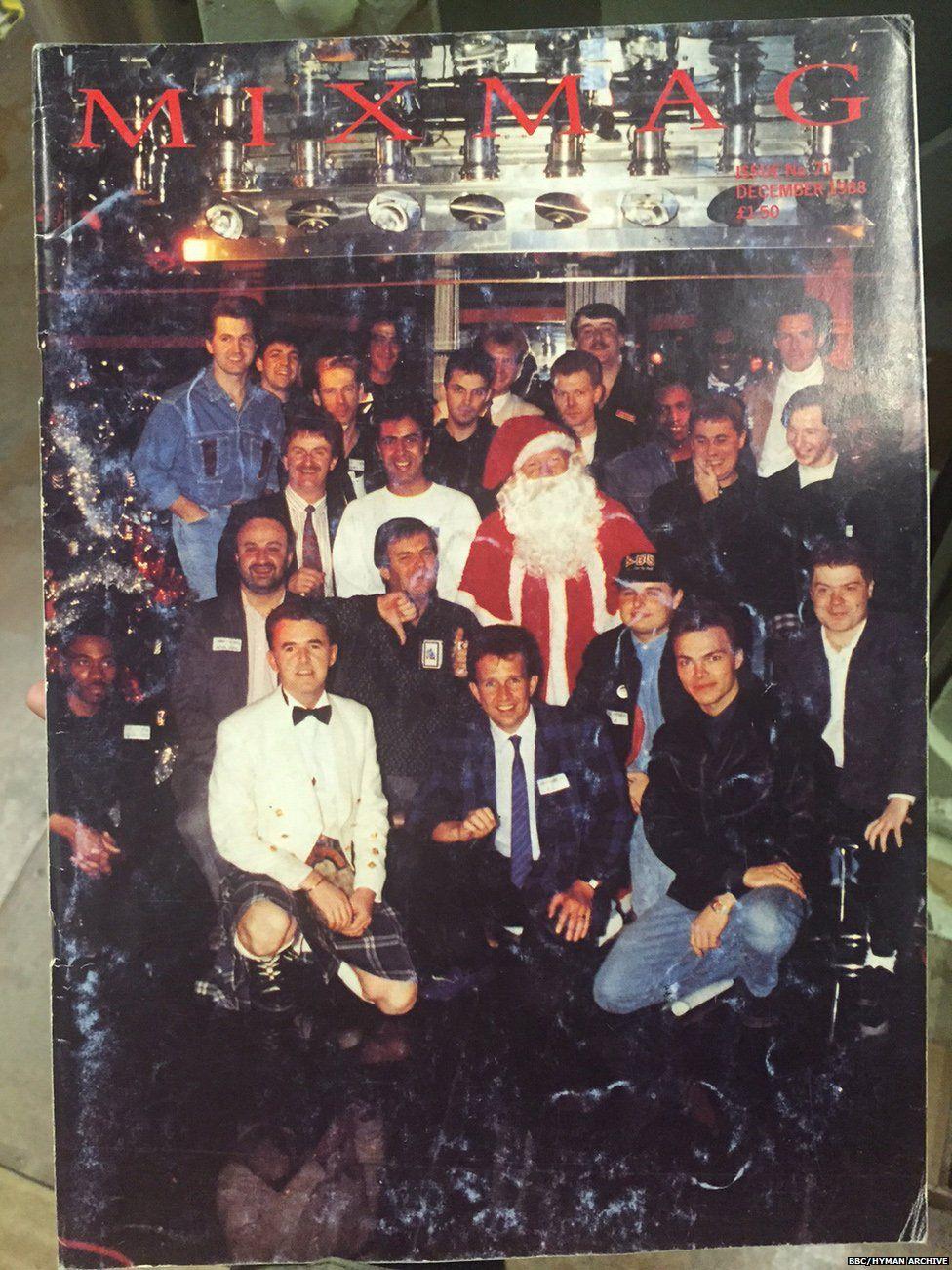 Mixmag, 1988