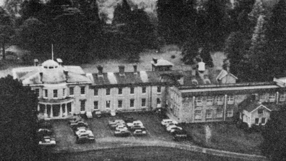 St George's School in Suffolk