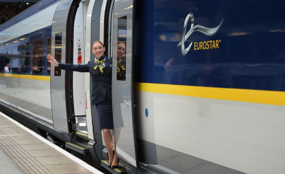 2014年,欧洲之星的新客车投入运行