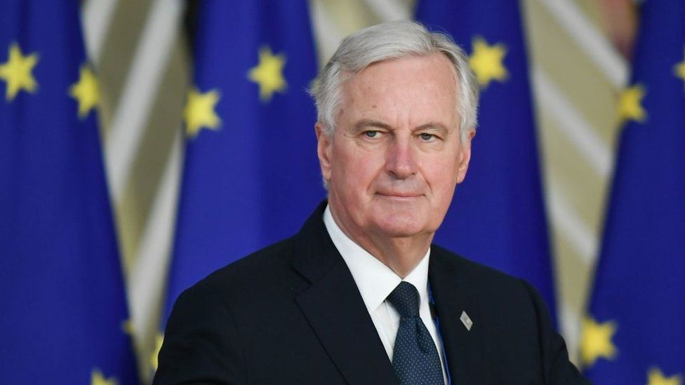EU negotiator Barnier spills Brexit secrets in new book