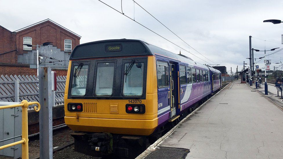Northern's outdated Pacer trains still used in South Yorkshire in 2020