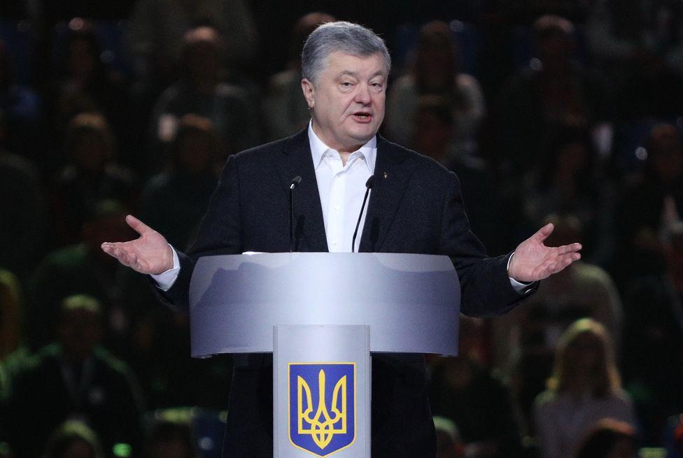 Petro Poroshenko announces the start of his campaign in February