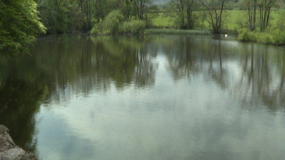 Kilwaughter reservoir