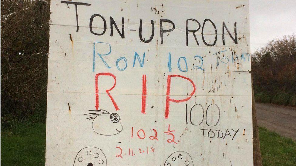 Ron Easton tribute