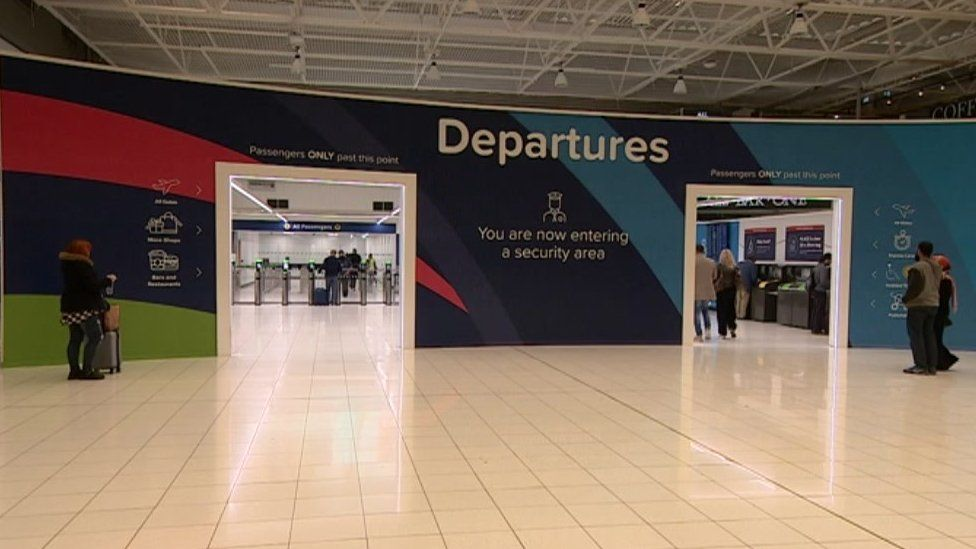 Birmingham Airport More Passengers And Flights Plan Bbc News