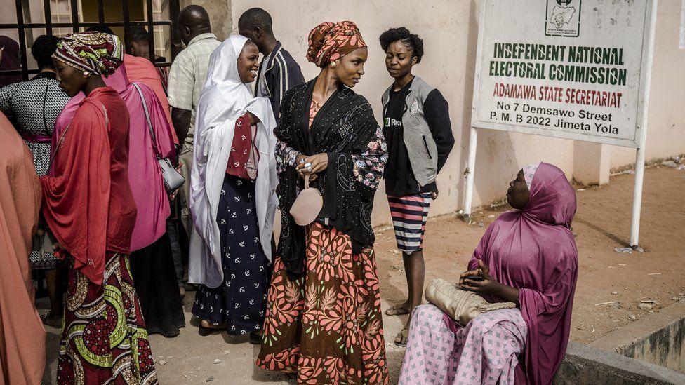 Ad hoc electoral observers in Adamawa