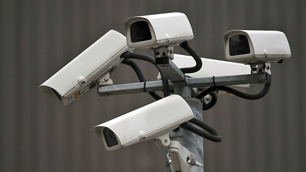 Borders CCTV camera upgrade 'not value for money' - BBC News