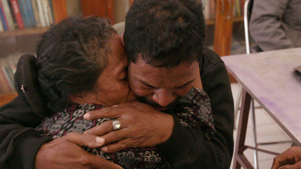Kembalinya anak Timor Leste yang 'diambil paksa' oleh TNI