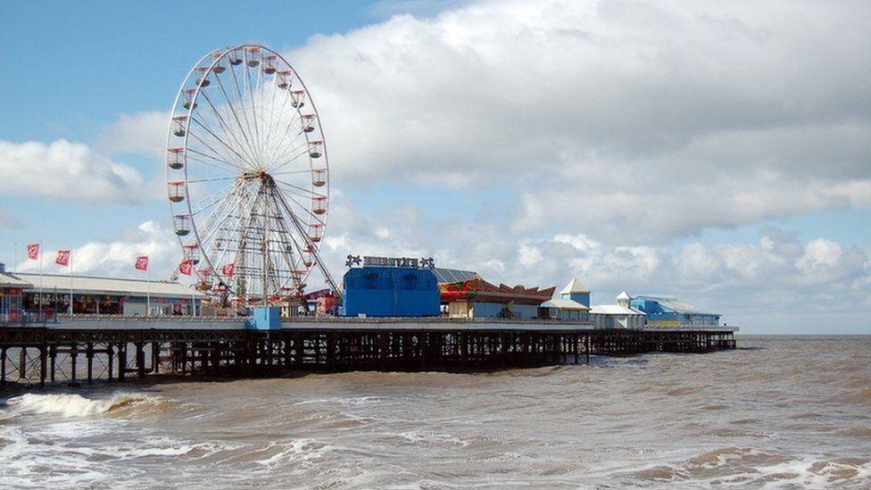 Central Pier's Big Wheel