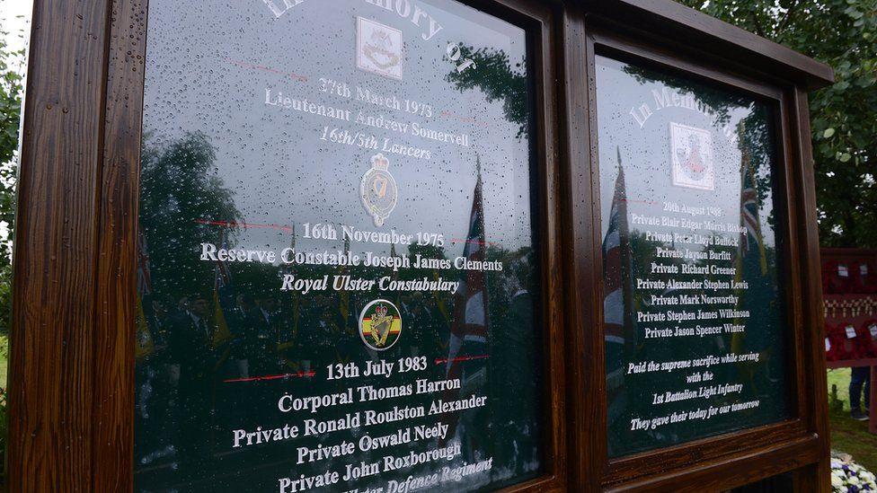 Ballygawley memorial