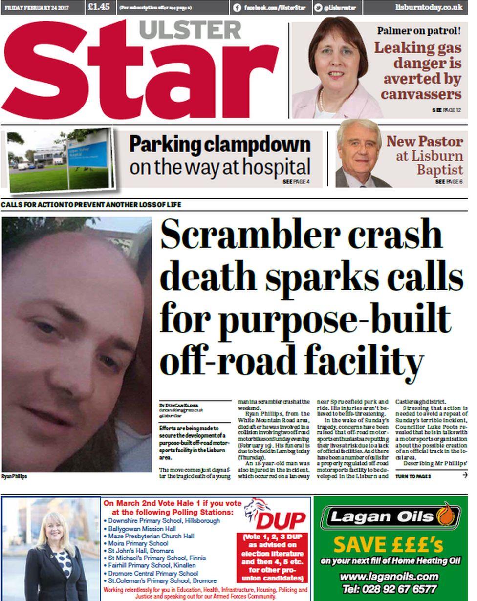 Ulster Star