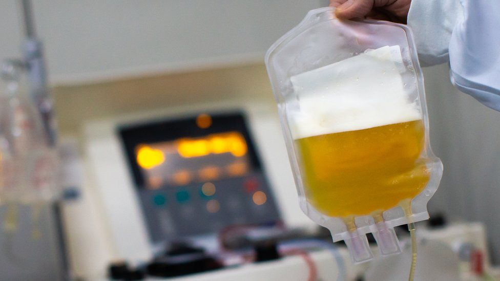 India's health ministry has allowed plasma treatment as an investigational therapy