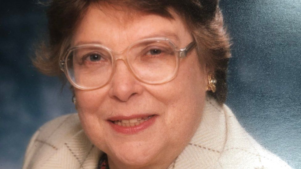 Barbara Marshall, who died after contracting Covid