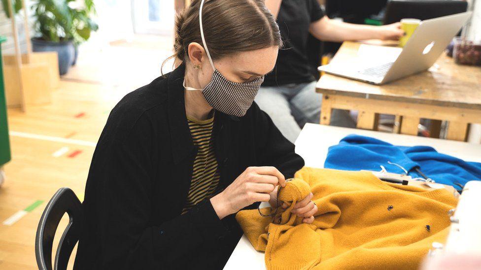 Remade Network textile technician