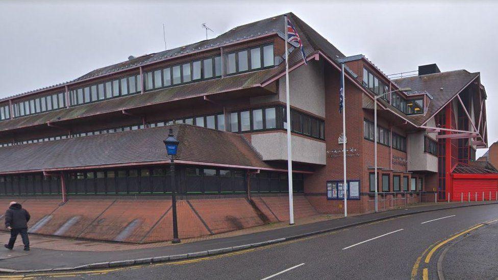 Uxbridge Police Station